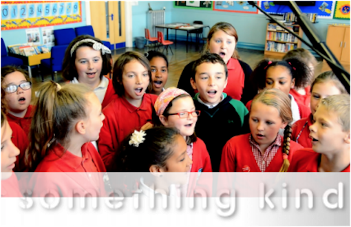 Gotherington Primary School celebrated Kindness Day